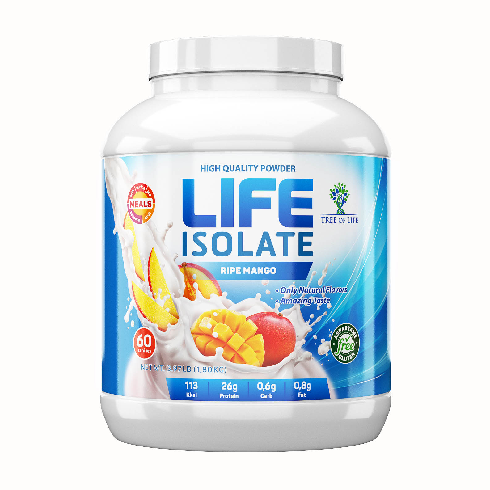 LIFE ISOLATE 1850 г