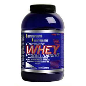 PERFECT NUTRITION Complete Whey Fusion 2500 г