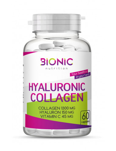 HYALURON AND COLLAGEN 60 к