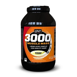 QNT 3000 MUSCLE MASS 4500 г