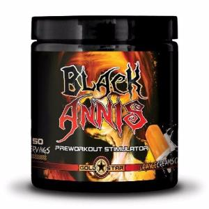 Gold Star Black Annis Exterene 300 г