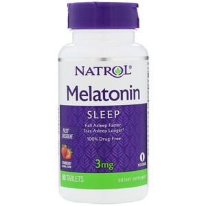 MELATONIN 3 мг 90 таб