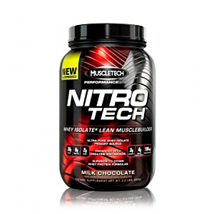 MUSCLE TECH Nitro-Tech Performance  907 г