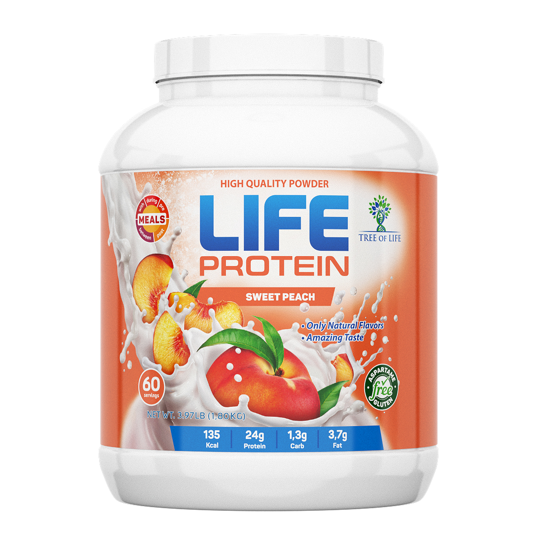 LIFE PROTEIN 1850 г