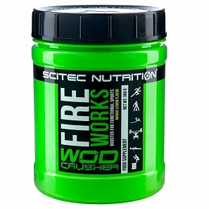 SCITEC NUTRITION WOD Crusher Fire Works 360 г