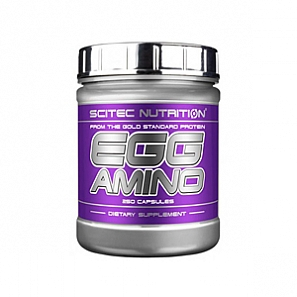 SCITEC NUTRITION Egg Amino 250 капс