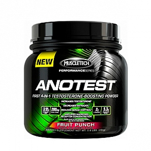 MUSCLE TECH Anotest Performance 284 г