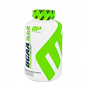 Muscle Pharm BCAA 3:1:2   240 капс