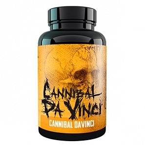 CHAOS AND PAIN Cannibal davinci 90 капс