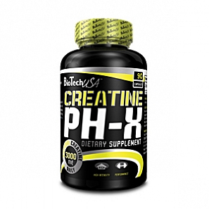 BIOTECH USA Creatine PH-X  90 капс