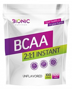 Аминокислоты BCAA POWDER 500 г