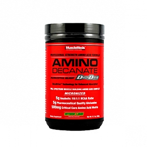 МUSCLE МEDS Amino Decanate 360 г