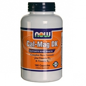 NOW CAL-MAG + D 240капс
