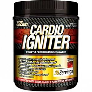 TOP SECRET NUTRITION Cardio Igniter 35 порций