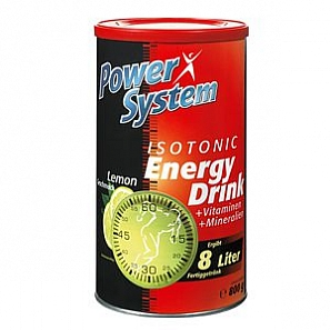 POWER SYSTEM Isotonic Energy Drink 800 г