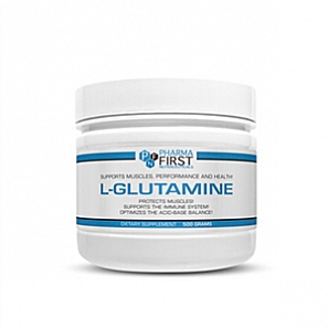 PHARMA FIRST L-Glutamine 500 г