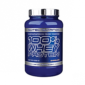 SCITEC NUTRITION 100% Whey Protein  920 г