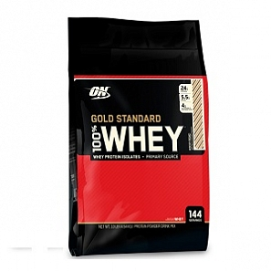 OPTIMUM NUTRITION 100% Whey Gold Standard 4540 г