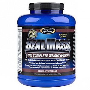 GASPARI NUTRITION Real Mass 2700 г