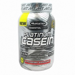 MUSCLE TECH Essential Casein 817 г