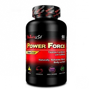 BIOTECH USA Power Force 60 капс