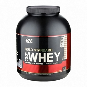 OPTIMUM NUTRITION 100% Whey Gold Standard 2273 г