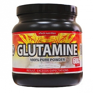 ATECH L-Glutamine Powder 600г