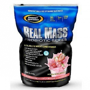 GASPARI NUTRITION Real Mass Probiotic Series  2700 г
