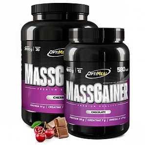 OptiMeal MASS GAINER 1500 г