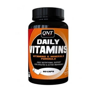 QNT DAILY VITAMINS 60 капсул