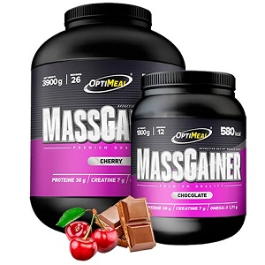 OptiMeal MASS GAINER 3000 г