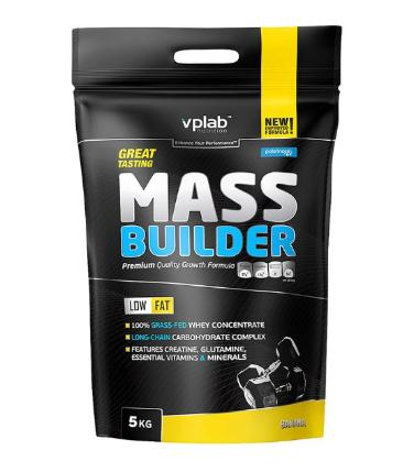 Гейнер MASS BUILDER NEW 5000 г