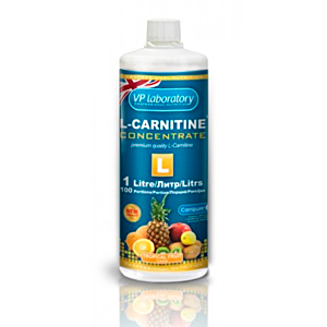 VPL  L-Carnitine Сoncentrate  1000 мл, бутылка