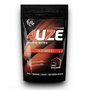 PURE PROTEIN 4UZE 750 г
