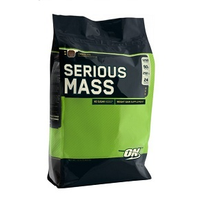OPTIMUM NUTRITION Serious Mass 5450 г