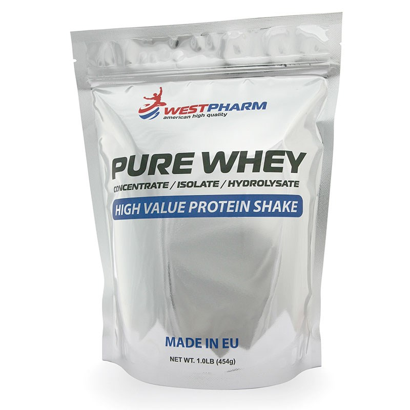 Протеин PURE WHEY ISOLATE 85 454 г