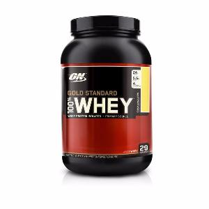OPTIMUM NUTRITION 100% Whey Gold Standard  909 г