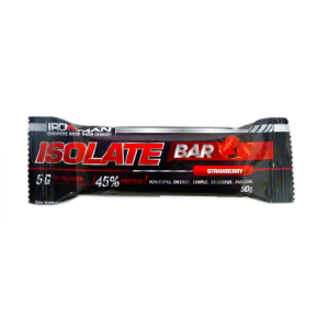 IRONMAN ISOLATE BAR 50г, батончик