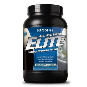 DYMATIZE Elite Whey  920 г