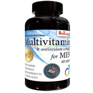 BIOTECH USA Multivitamin for Men 60 таб