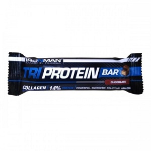 IRONMAN TRI PROTEIN BAR 50 г, батончик
