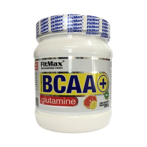 FIT MAX BCAA + GLUTAMINE 300 г