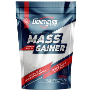 GENETICLAB MASS GAINER 3000 г