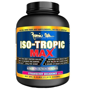 RONNIE COLEMAN ISO - TROPIC MAX 1550 г