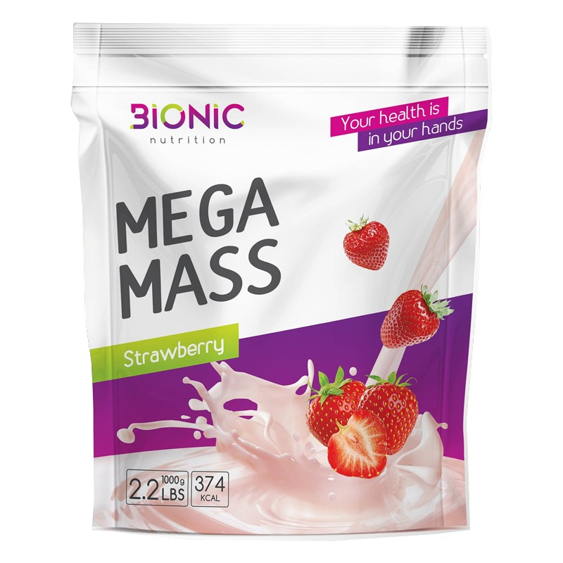 Гейнер MEGA MASS GAINER 1000 г