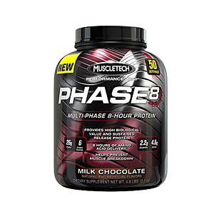 MUSCLE TECH Phase 8 2020 г