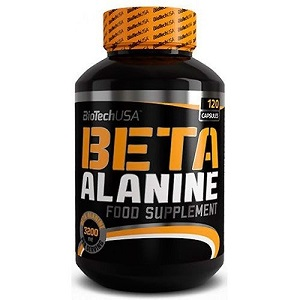 BIO TECH USA BETA ALANINE 120 капс