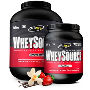 OptiMeal WHEY SOURCE 2220 г