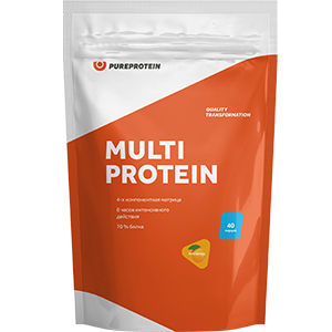 PURE PROTEIN MULTICOMPONENT PROTEIN  1200 г