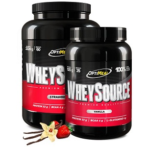 OptiMeal WHEY SOURCE 925 г